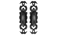 gate-latch-pull-handles