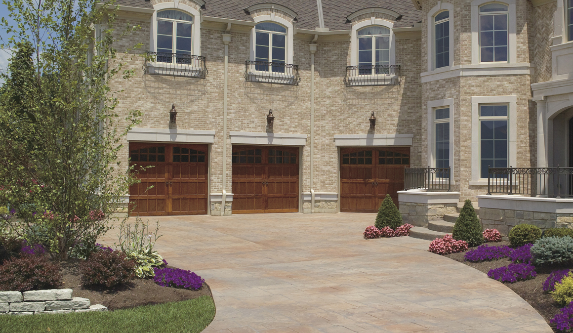 Reserve Collection Semi-Custom Series garage doors