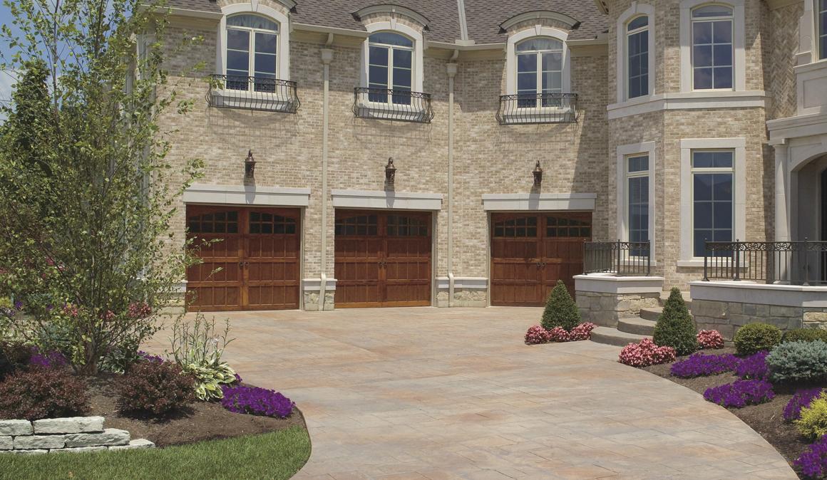Reserve Collection Semi-Custom Series garage doors