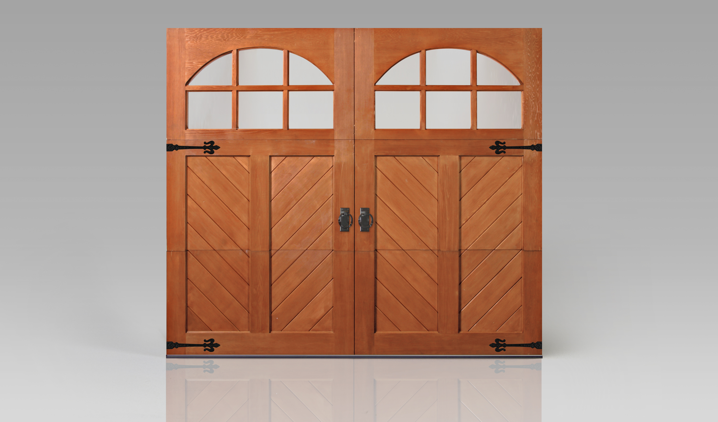 Reserve Collection Custom Series garage doors