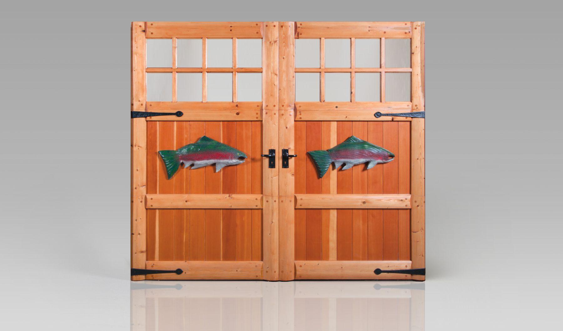 Reserve Collection Custom Series garage doors