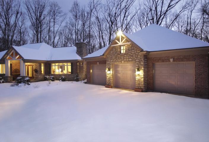 Winterize Your Garage