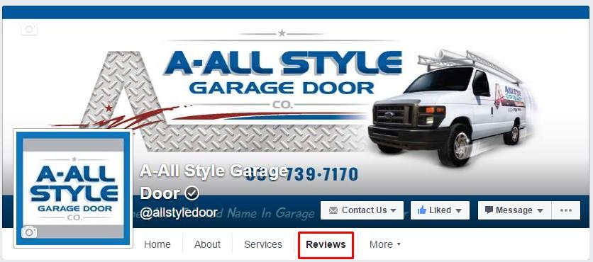 facebook a-all style door
