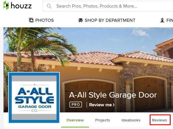 Houzz A-All Style Door Review