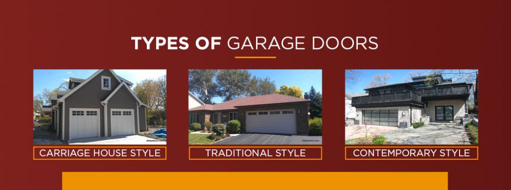 Types-of-Garage-Doors