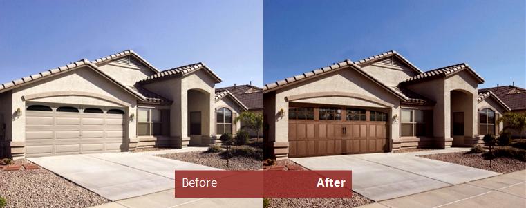 Comparison Of Garage Door Styles