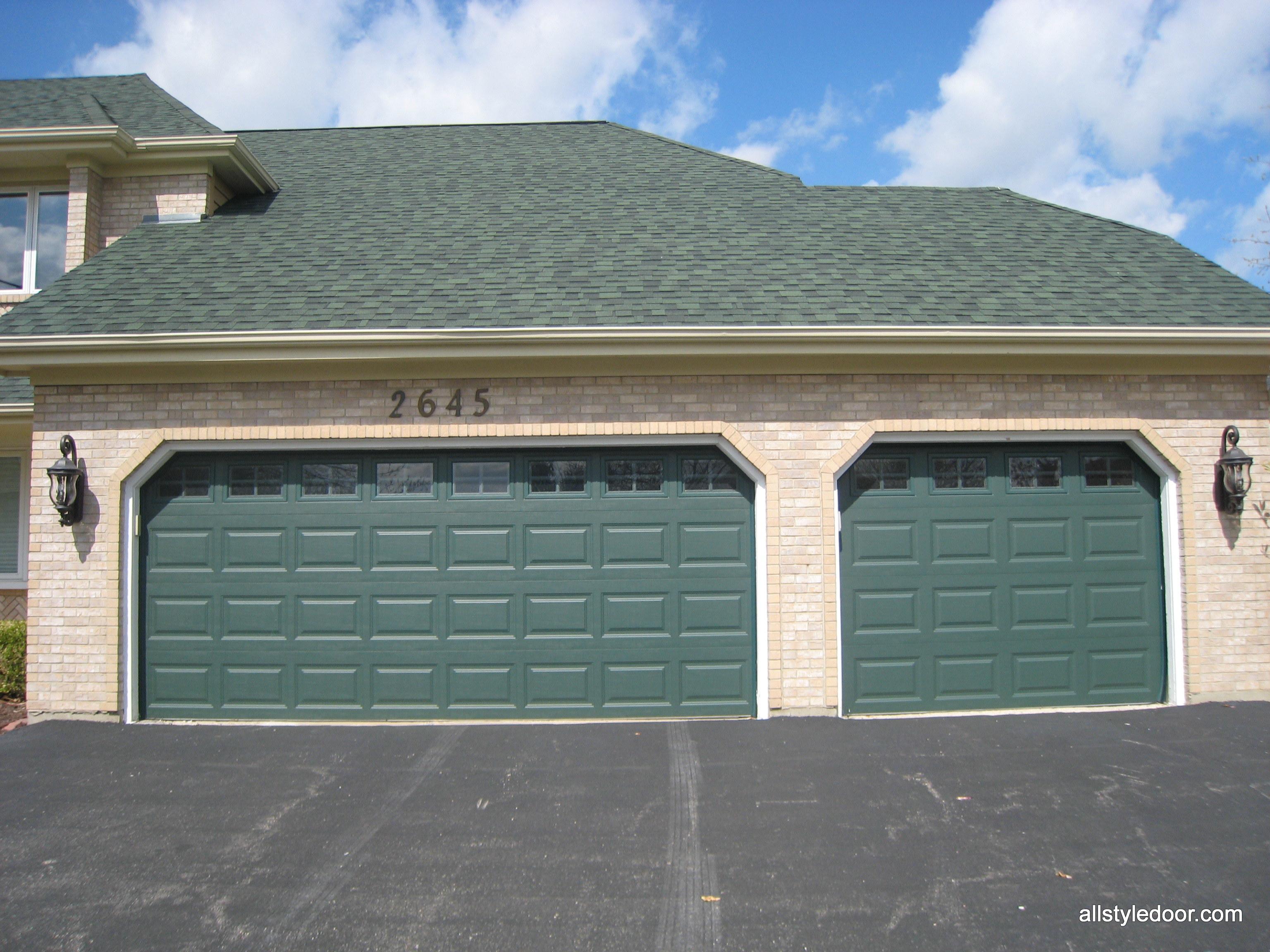 To Garage: A-All Style Garage Door