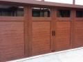 four window barn style door